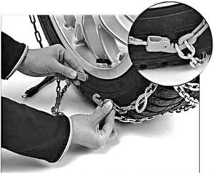 Utilizarea lanturilor antiderapante, avantaje si dezavantaje
