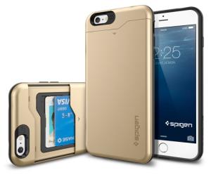 Duelul carcaselor iPhone 6 – Spigen Tough Armor Case vs. Incipio DualPro Shine