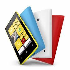 Cateva date despre Nokia Lumia 520