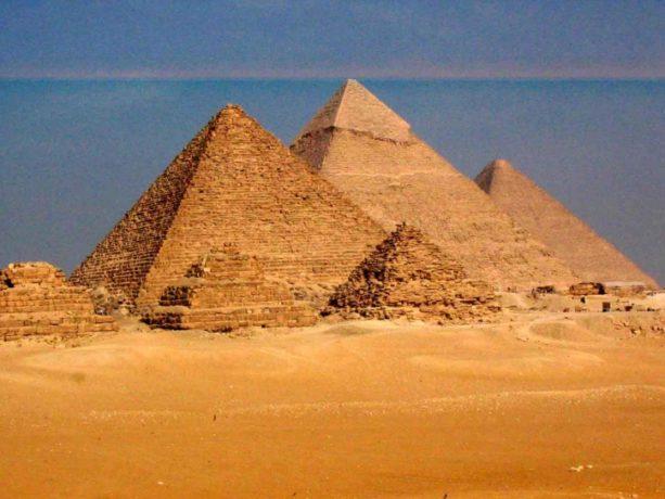 Marea Piramida din Giza a fost construita de o civilizatie antica extrem de avansata