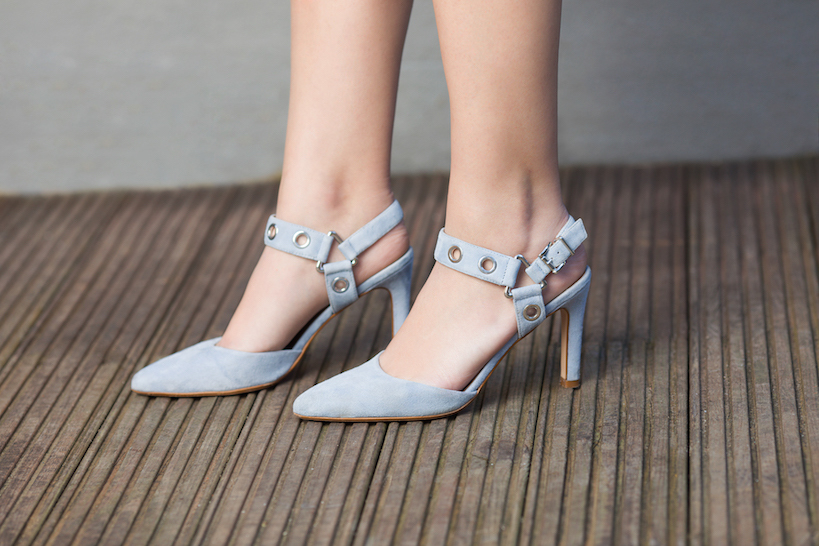 Tipuri de pantofi purtati de catre femei in sezonul cald 2017