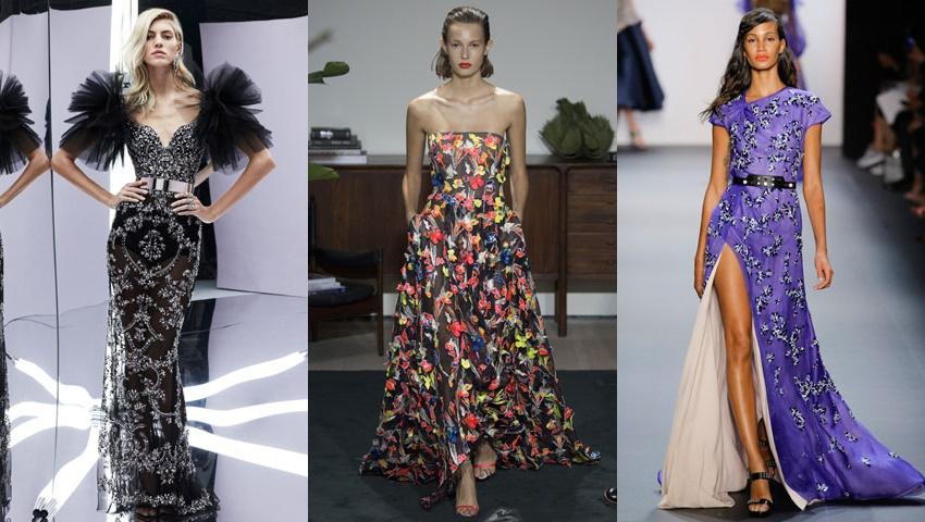 Ce materiale pot alege pentru rochia de seara