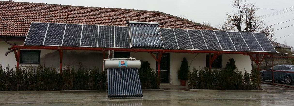 Panouri solare presurizate vs panouri solare nepresurizate