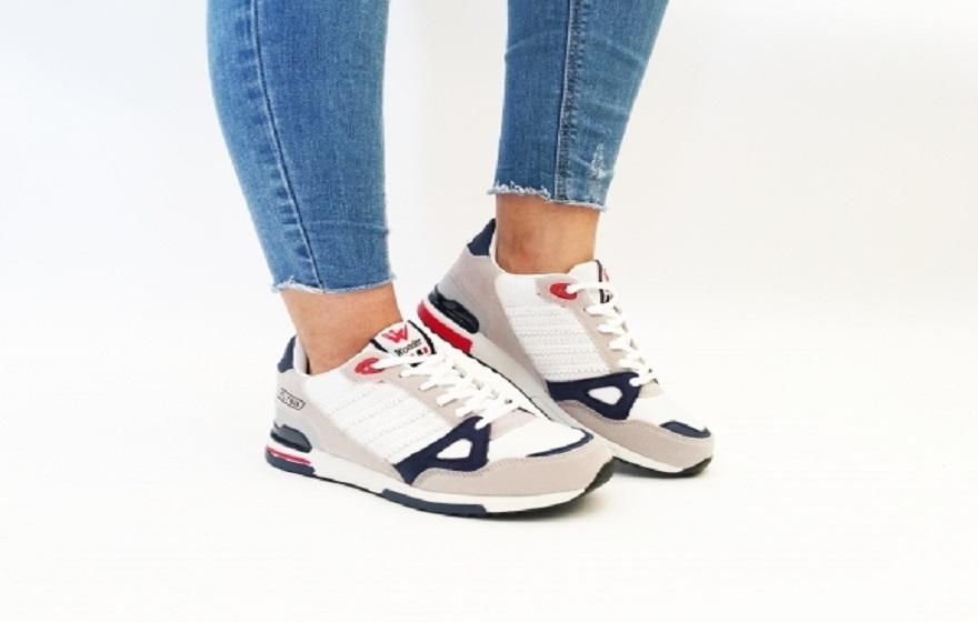 Pantofi sport ideali pentru femei