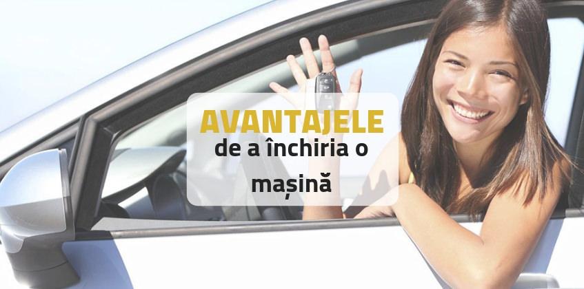 Avantajele inchirierii auto in Cluj Napoca