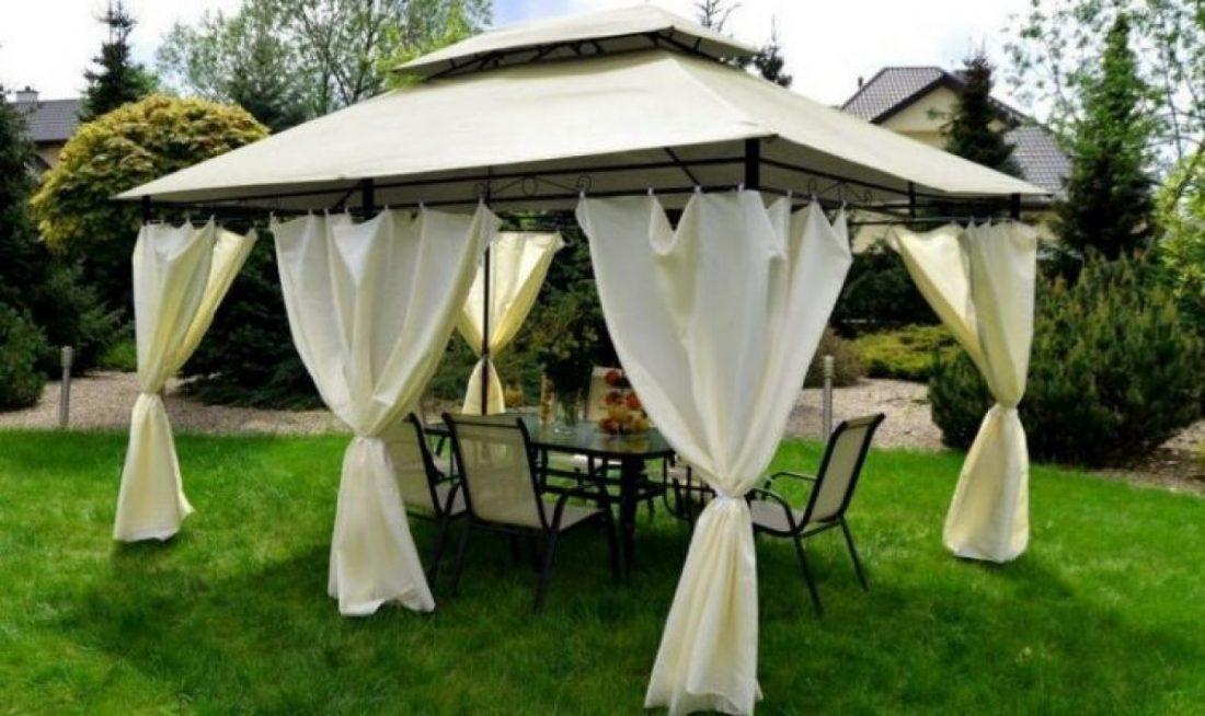 Pavilion pentru gradina și familia ta