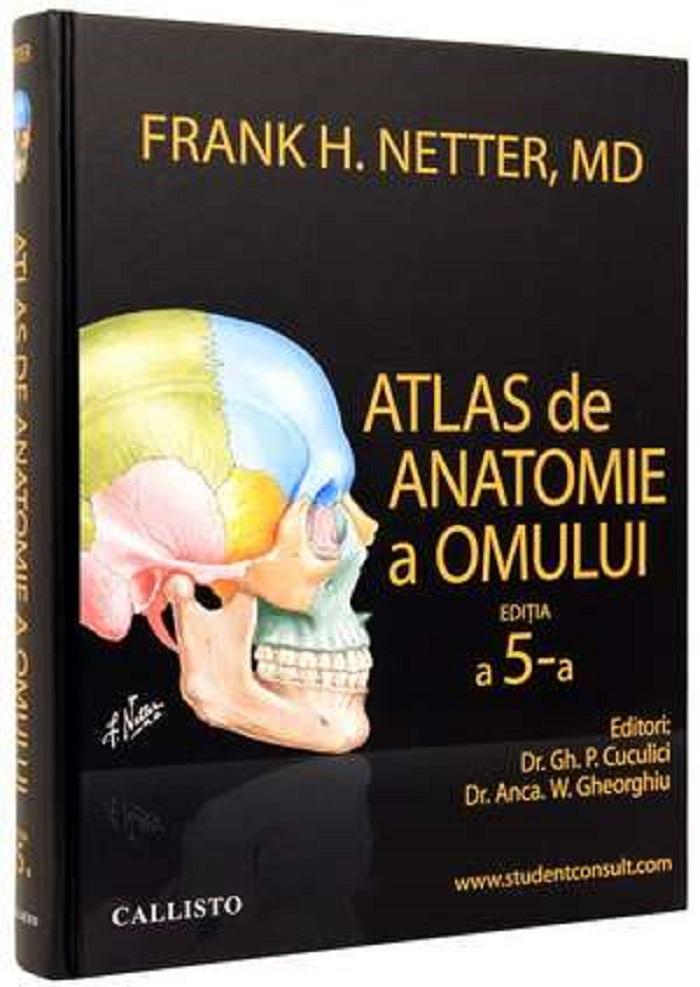 Cine poate citi un Atlas de Anatomie a Omului?