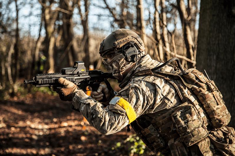 Functionalitatea armelor airsoft